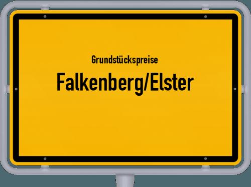 Grundstückspreise Falkenberg/Elster 2021