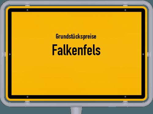 Grundstückspreise Falkenfels 2019