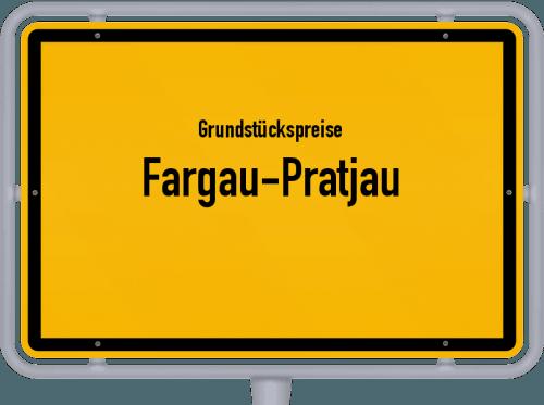 Grundstückspreise Fargau-Pratjau 2021