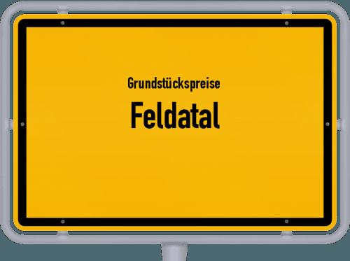 Grundstückspreise Feldatal 2019