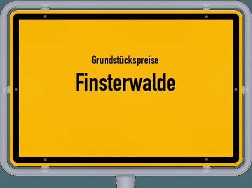 Grundstückspreise Finsterwalde 2021