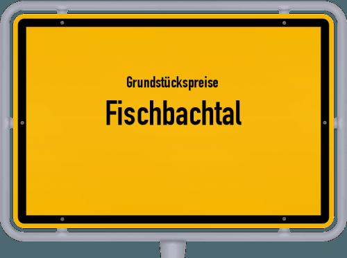 Grundstückspreise Fischbachtal 2019