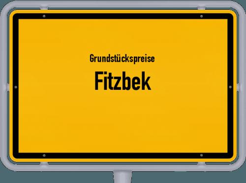 Grundstückspreise Fitzbek 2021