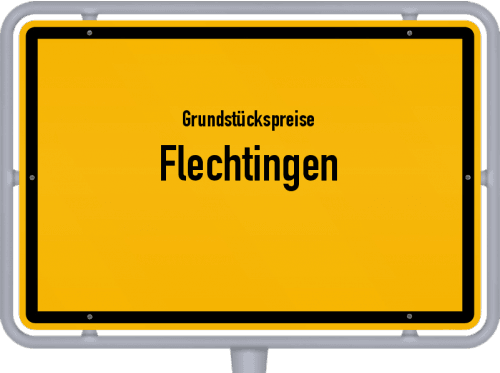 Grundstückspreise Flechtingen 2021