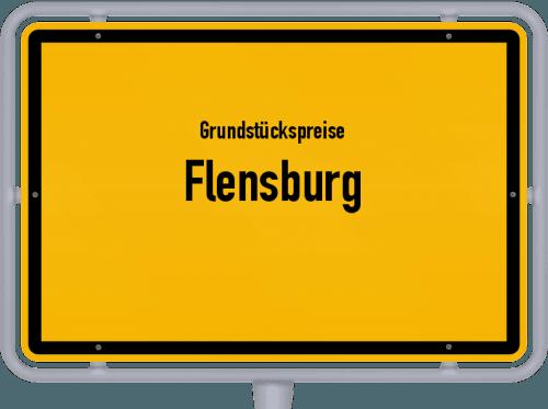 Grundstückspreise Flensburg 2020