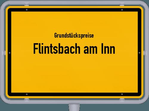Grundstückspreise Flintsbach am Inn 2019