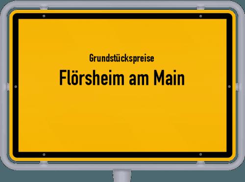 Grundstückspreise Flörsheim am Main 2018