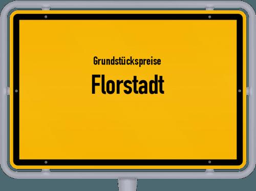 Grundstückspreise Florstadt 2019