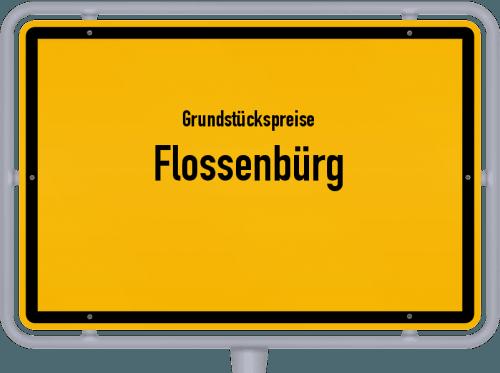 Grundstückspreise Flossenbürg 2019