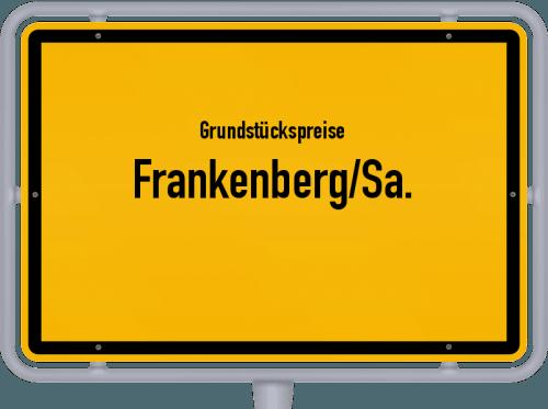 Grundstückspreise Frankenberg/Sa. 2019