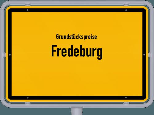Grundstückspreise Fredeburg 2021