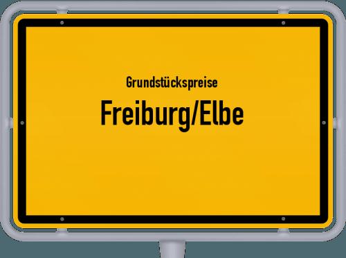 Grundstückspreise Freiburg/Elbe 2019