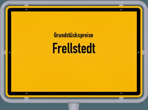 Grundstückspreise Frellstedt 2019