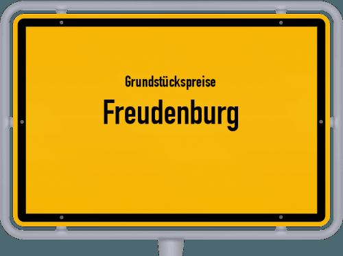 Grundstückspreise Freudenburg 2019