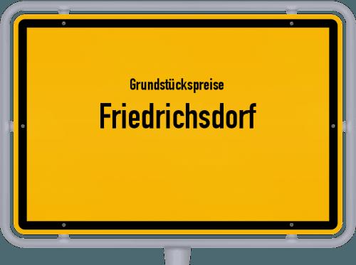 Grundstückspreise Friedrichsdorf 2019