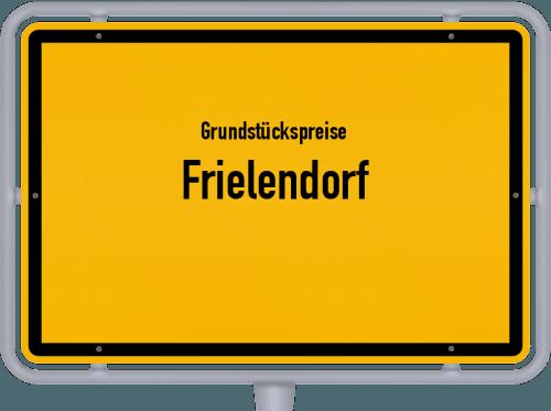 Grundstückspreise Frielendorf 2019