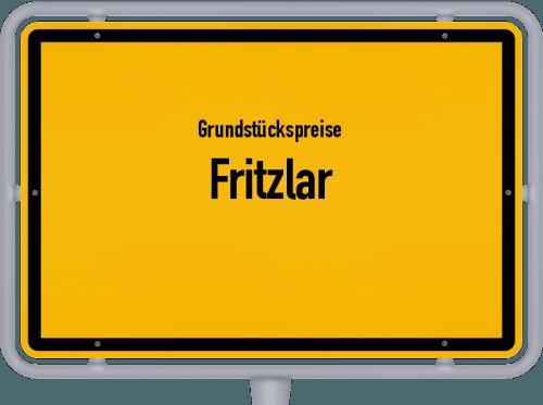 Grundstückspreise Fritzlar 2018