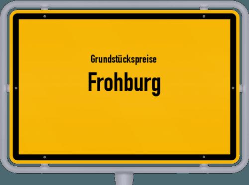 Grundstückspreise Frohburg 2019