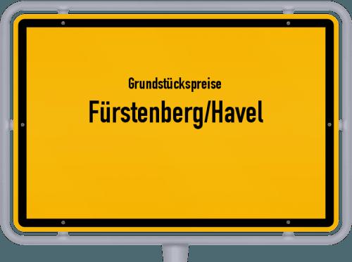 Grundstückspreise Fürstenberg/Havel 2021
