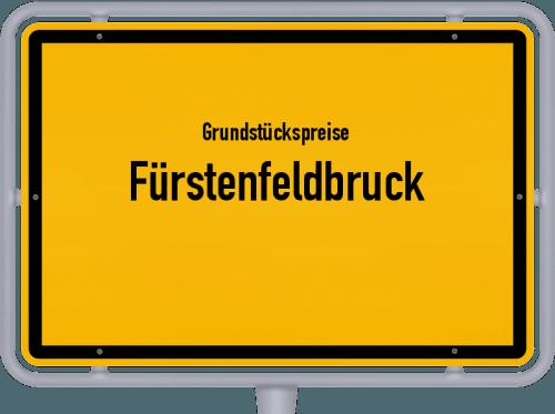 Grundstückspreise Fürstenfeldbruck 2019