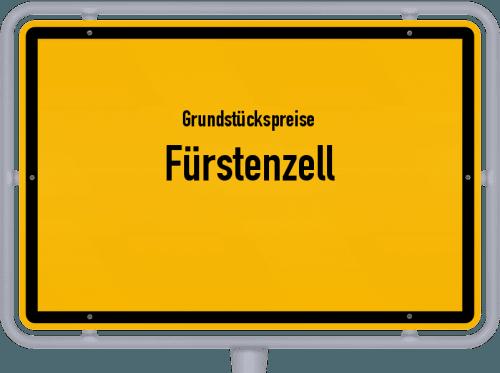 Grundstückspreise Fürstenzell 2019