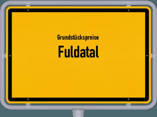 Grundstückspreise Fuldatal 2020