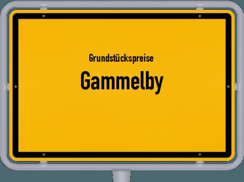 Grundstückspreise Gammelby 2021