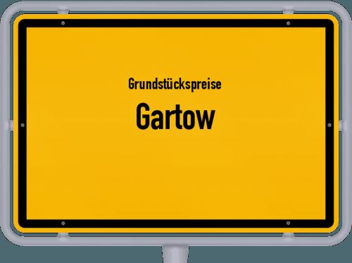 Grundstückspreise Gartow 2019