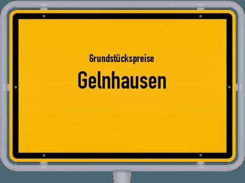 Grundstückspreise Gelnhausen 2018