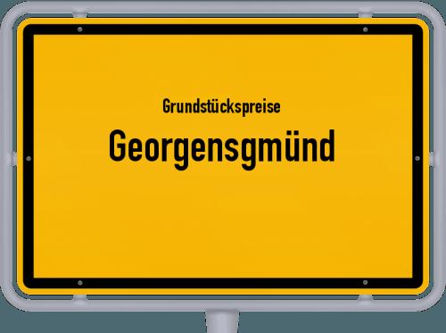Grundstückspreise Georgensgmünd 2019