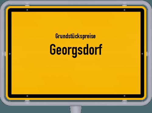 Grundstückspreise Georgsdorf 2021