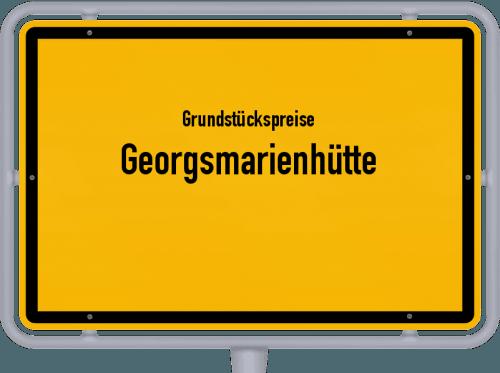 Grundstückspreise Georgsmarienhütte 2019