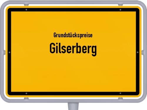 Grundstückspreise Gilserberg 2020