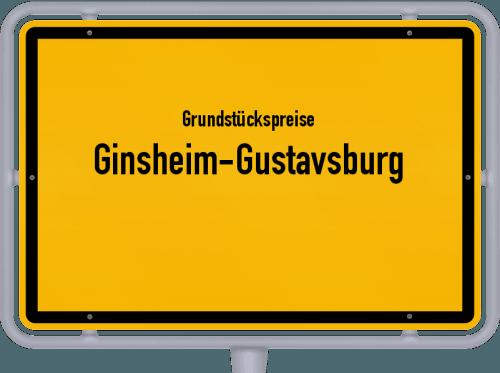 Grundstückspreise Ginsheim-Gustavsburg 2020