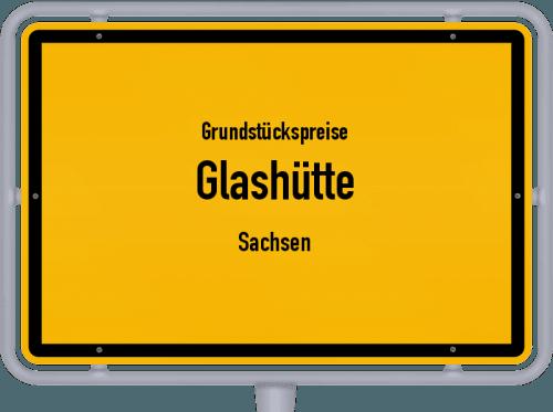 Grundstückspreise Glashütte (Sachsen) 2019