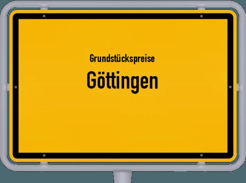 Grundstückspreise Göttingen 2019