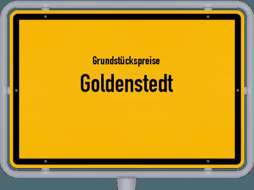 Grundstückspreise Goldenstedt 2021