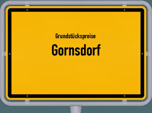 Grundstückspreise Gornsdorf 2019