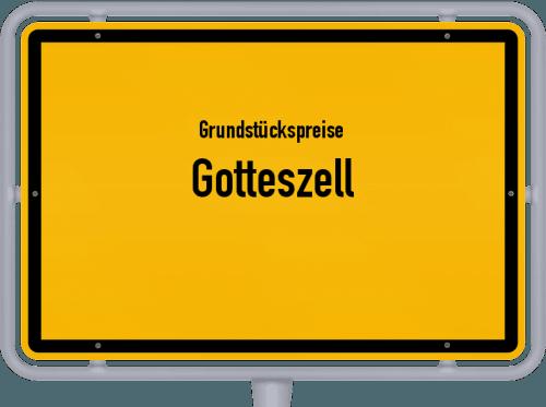 Grundstückspreise Gotteszell 2021