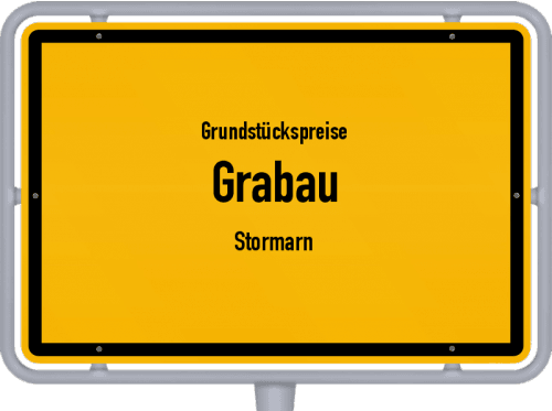 Grundstückspreise Grabau (Stormarn) 2021