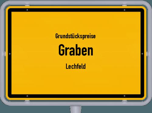 Grundstückspreise Graben (Lechfeld) 2019