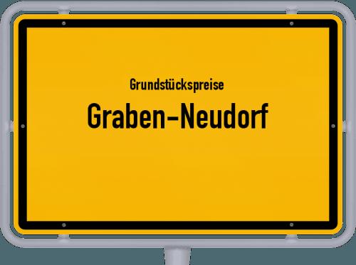 Grundstückspreise Graben-Neudorf 2021
