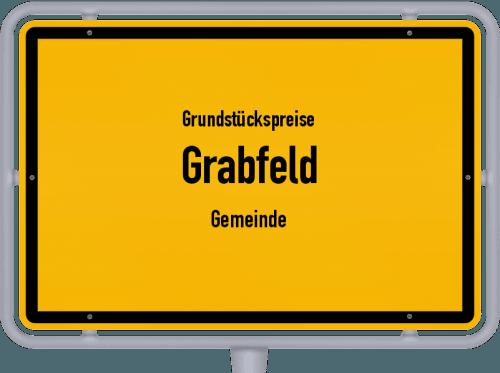 Grundstückspreise Grabfeld (Gemeinde) 2019