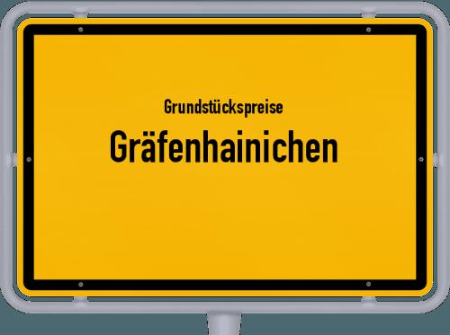 Grundstückspreise Gräfenhainichen 2021