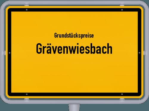 Grundstückspreise Grävenwiesbach 2019