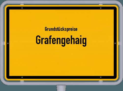 Grundstückspreise Grafengehaig 2019