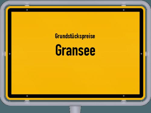 Grundstückspreise Gransee 2021