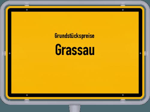 Grundstückspreise Grassau 2021