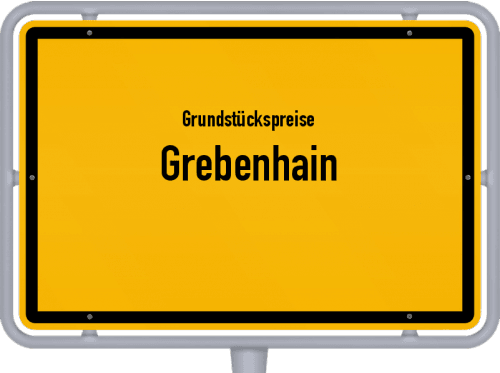 Grundstückspreise Grebenhain 2019