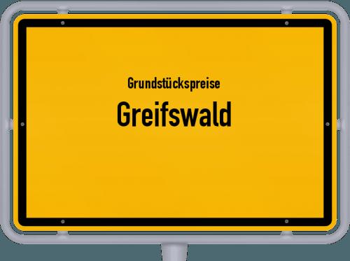 Grundstückspreise Greifswald 2021